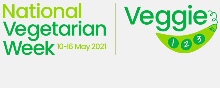 National Vegetarian Week: 10th – 16th May